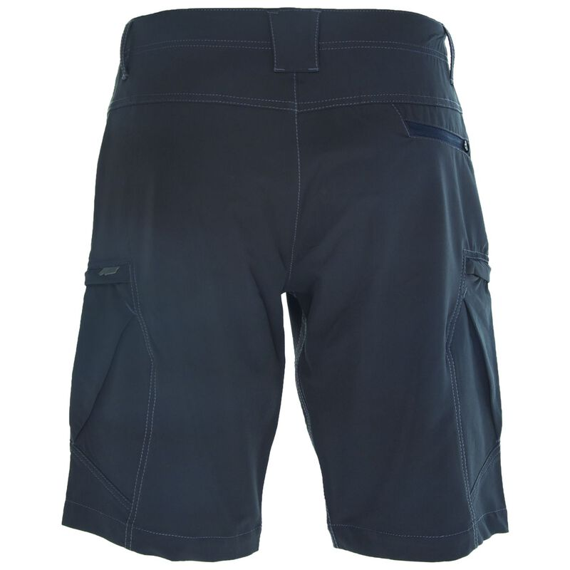K-Way Men's Explorer Tubu Shorts -  graphite