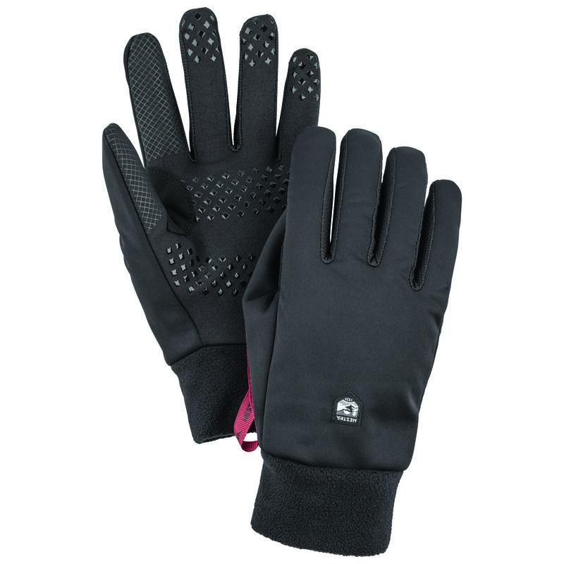 Hestra Windshield Glove -  black