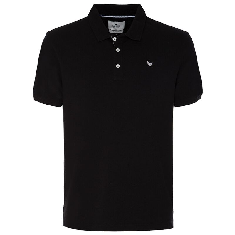 Old Khaki Men's Howard 2 Relaxed Fit Golfer -  black