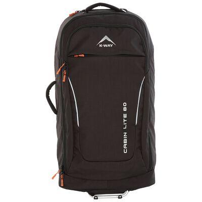 K-Way Cabin Lite 80L Roller Luggage Bag