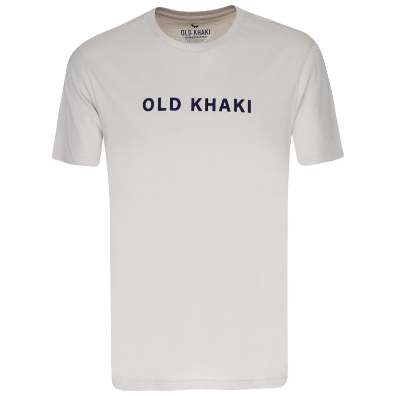 Old Khaki Men's Jonathan T-Shirt -  stone