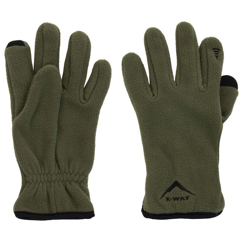 K-Way Touch Kinzer'18 Glove -  olive