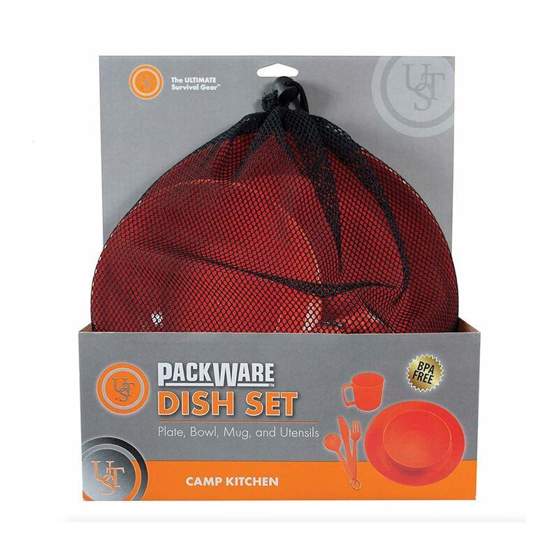 UST PackWare Camp Se -  orange