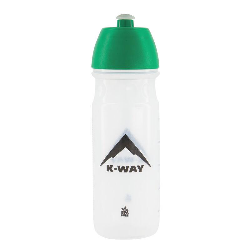 K-Way Water Bottle 750ml -  green