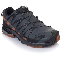 Salomon Men's XA Pro 3D V8 GTX Shoe -  charcoal-ochre