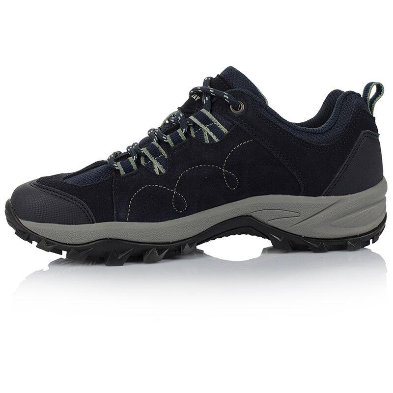 K-Way Women's Hillock 3 Shoe -  navy-lightgrey