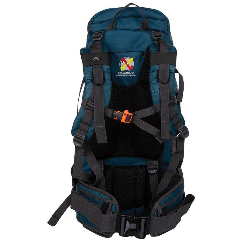 K-Way Expedition Series Pioneer 65 Hiking Pack -  airforce-blue
