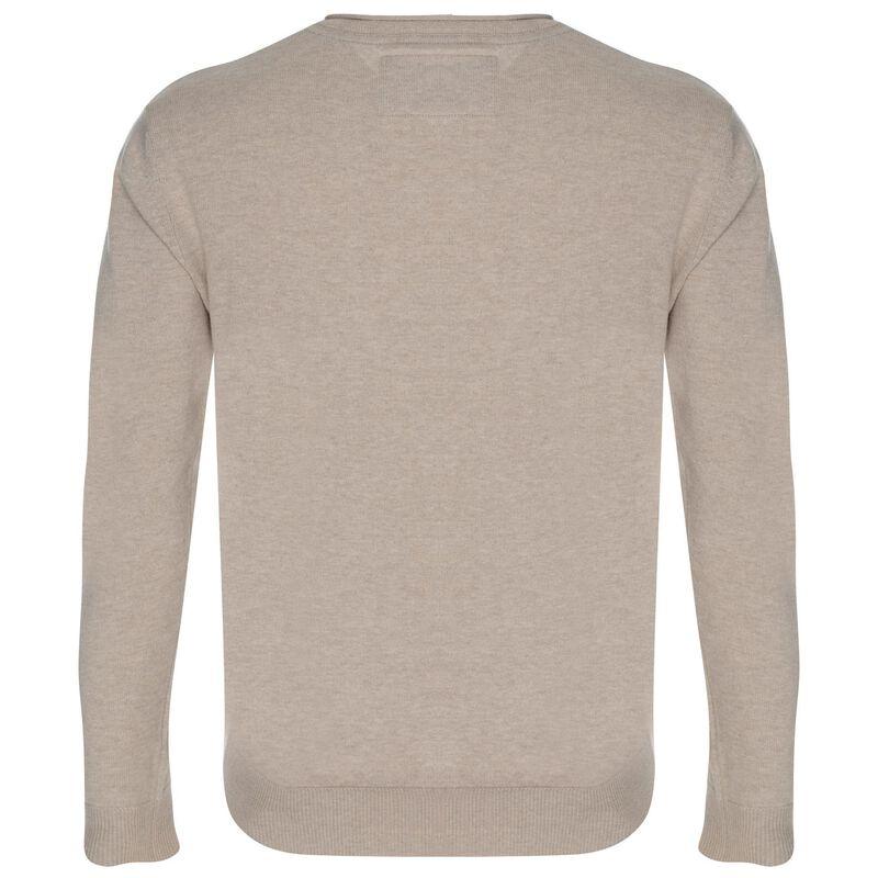Rustin Men's Pullover -  oatmeal