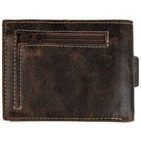 Arthur Jack Clarens Wallet -  brown-brown