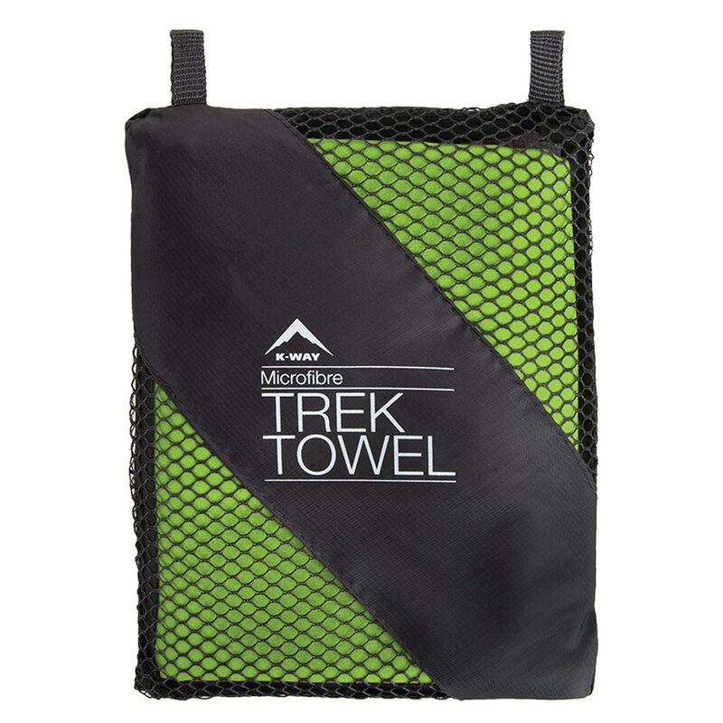 K-Way Trek Towel XL -  lime
