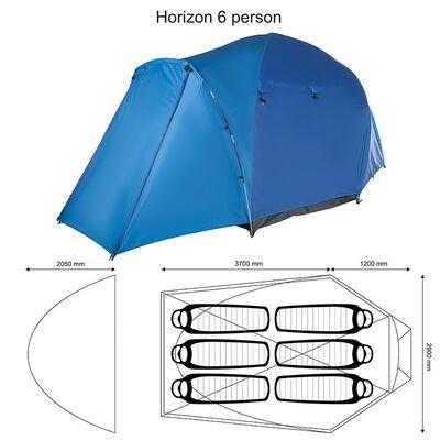 K-Way Horizon 6 Person Tent