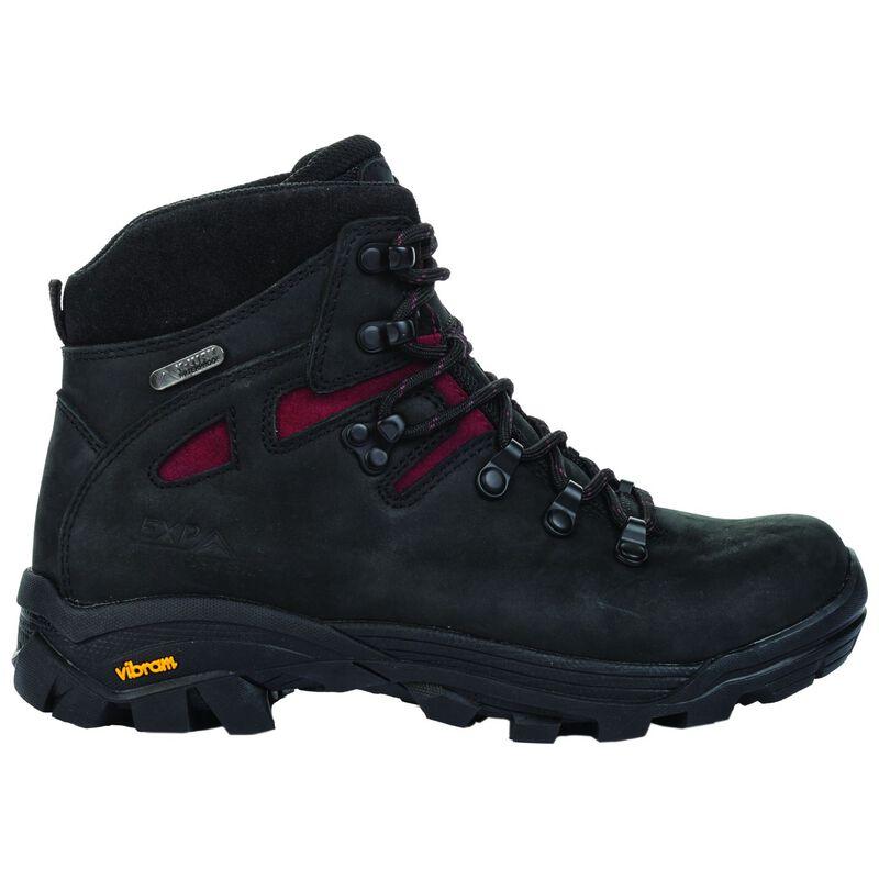 K-Way Expedition Series Women's Kili '16 Boot -  black-burgundy