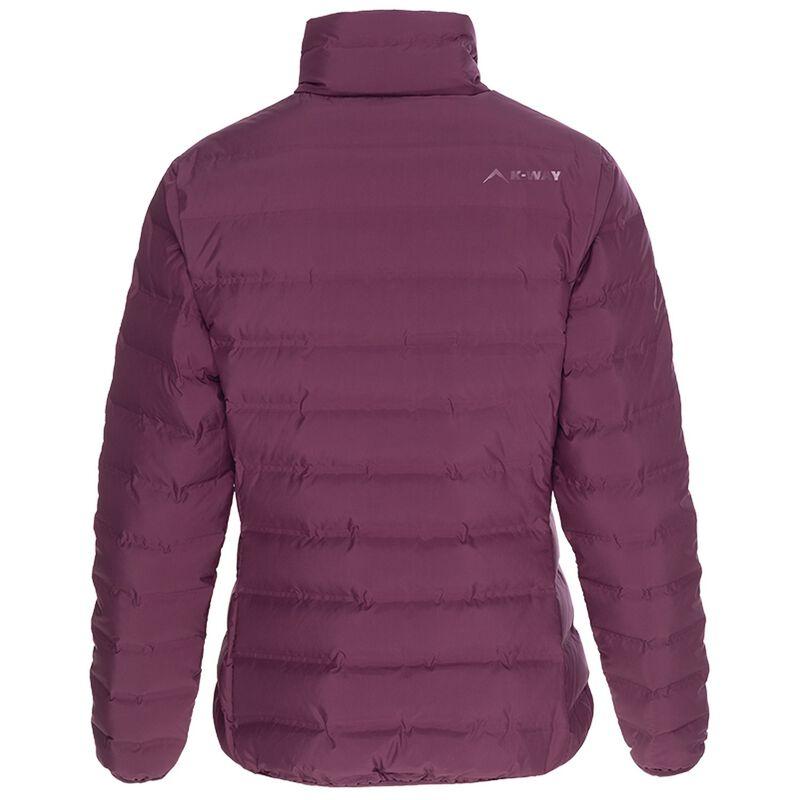 K-Way Women's Ember Re:Down Jacket -  plum