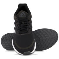 Adidas Men's Duramo SL Sneaker -  black-white