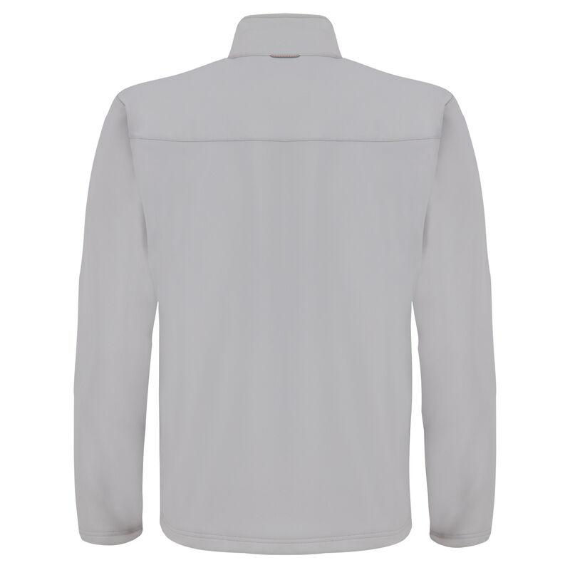 K-Way Men's Felixx Softshell Jacket -  silver